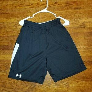 Under Armour Women's XS Black Basketball Shorts